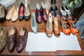 Calçados confeccionados no curso (2)